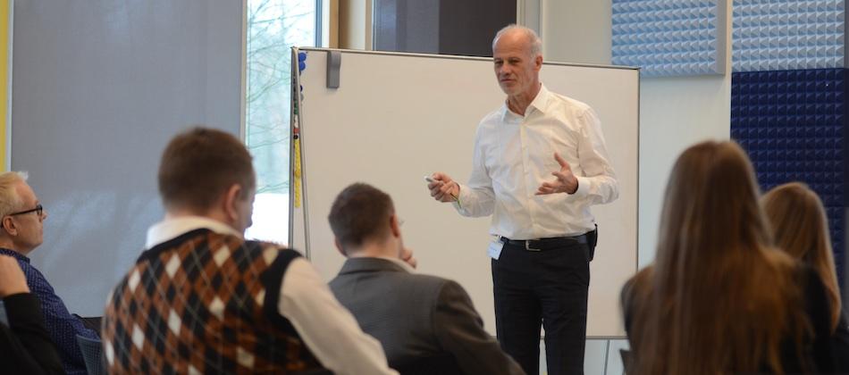 Joachim Schaper,IPERF training, Potsdam, Nov 2015